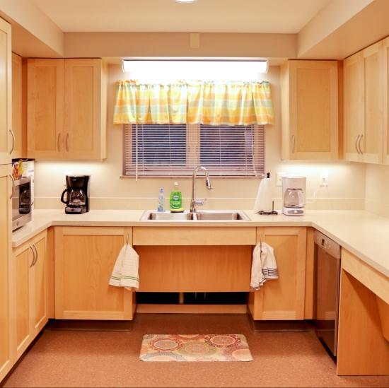 Open Kitchen Gate: Hamilton Stern Construction, LLC
